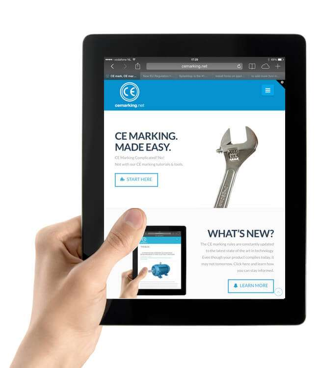 Stay informed of CE marking developments